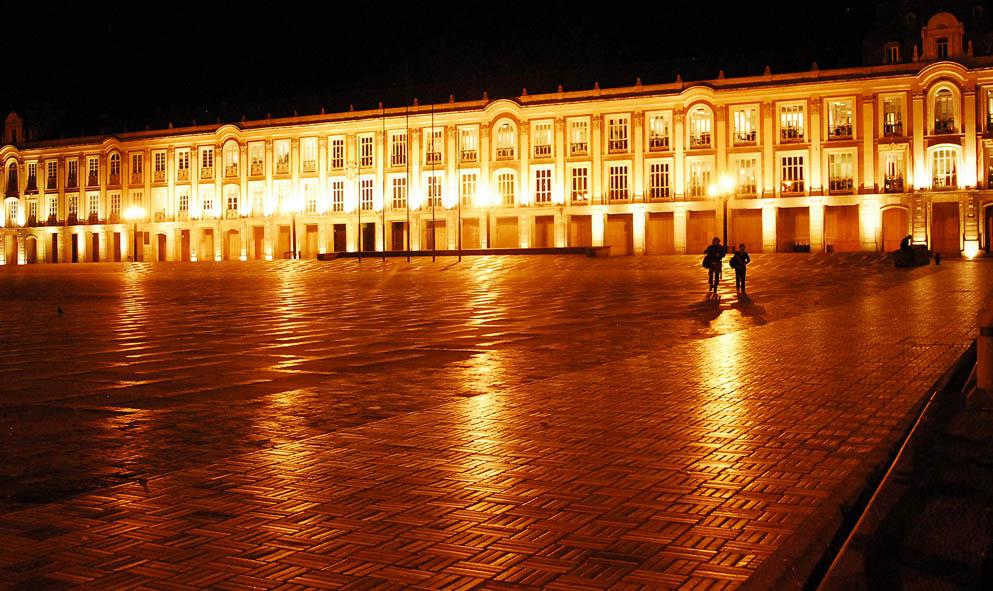 Alcaldía Bogota Palacio Lievano