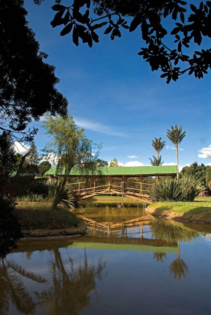 Jardín Botánico Bogota