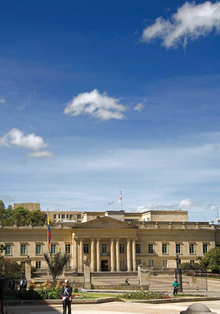 Casa Presidencial Palacio de Nariño