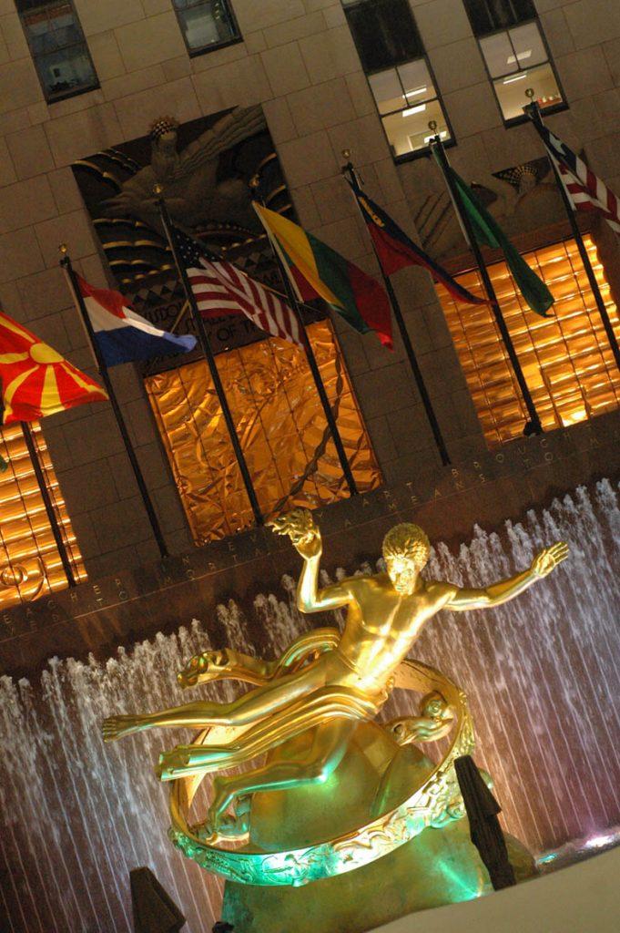 New York Rockefeller Center