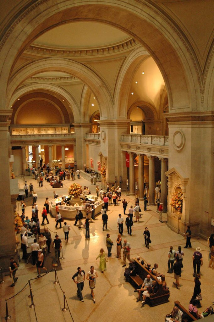 New York Museo Metropolitano