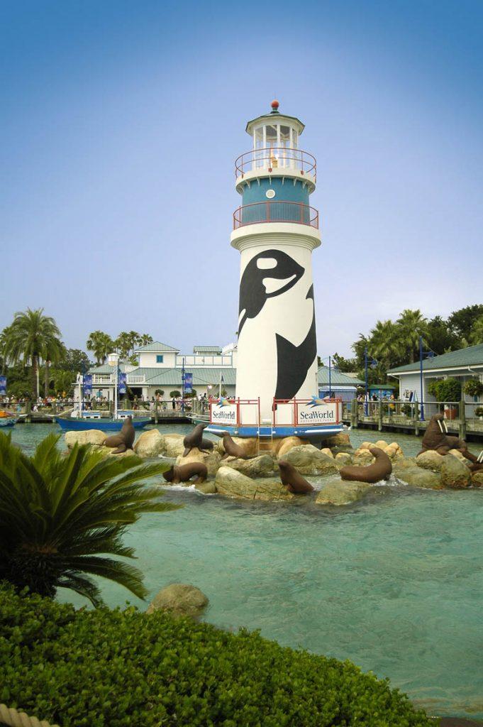 Sea Word Florida USA
