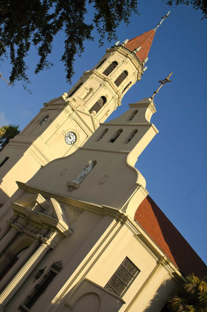 Catedral San Agustin, Florida USA