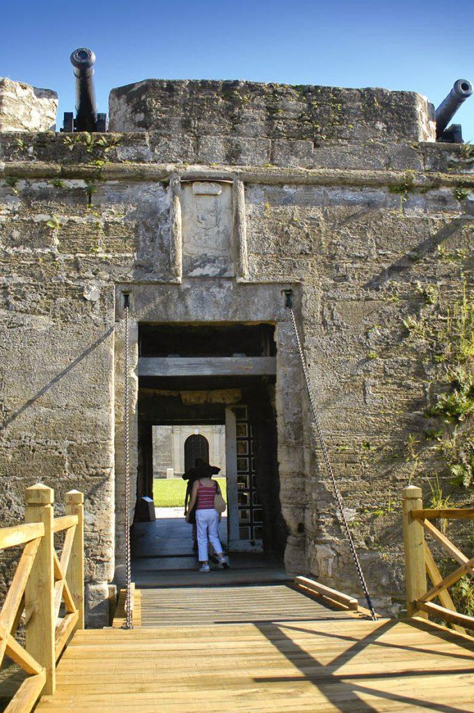 Castillo San Marcos, Florida USA