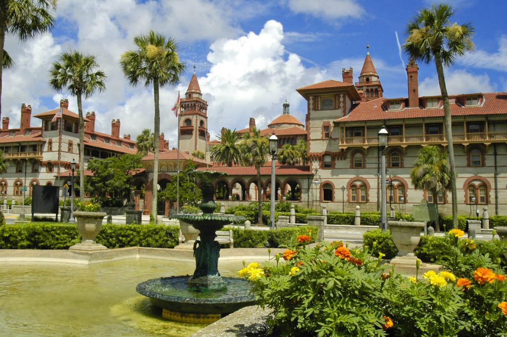 Universidad Flagler San Agustin Florida USA