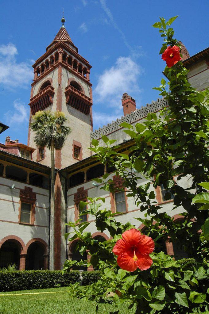 Universidad Flagler San Agustin Florida USA