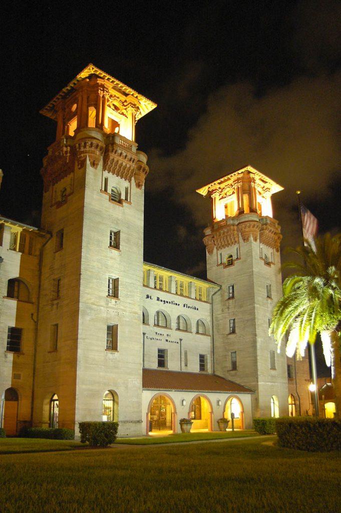 Museo de Historia, San Agustin Florida USA