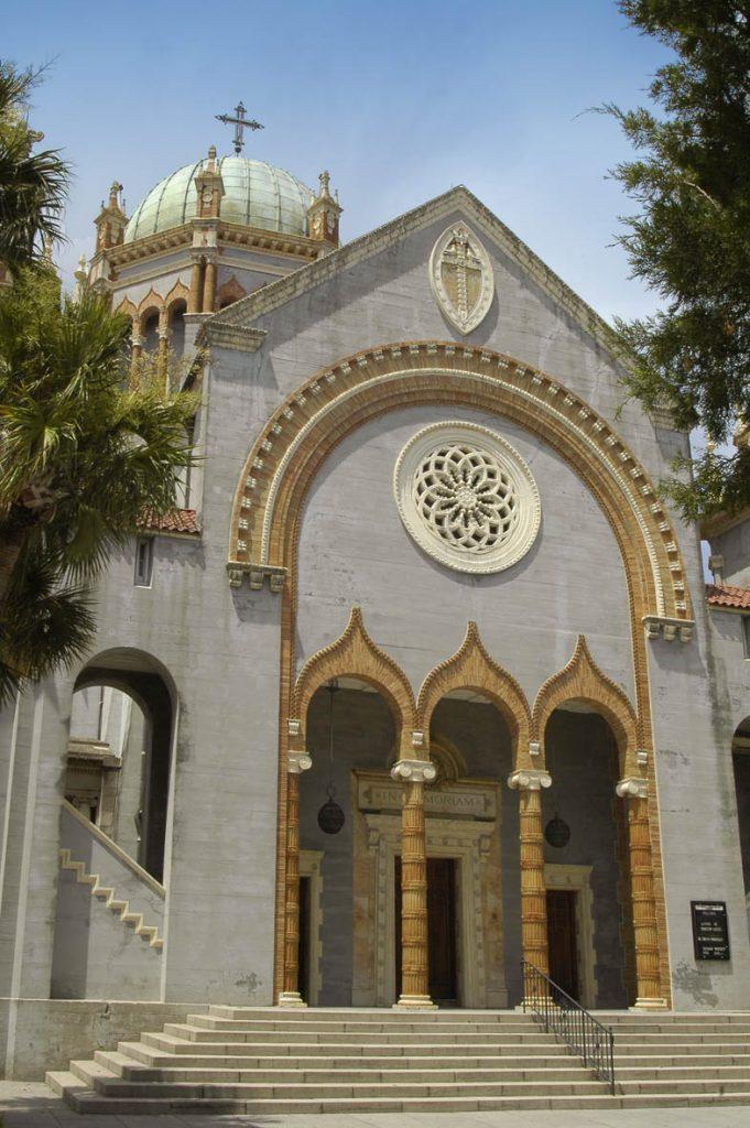 Iglesia Bautista, San Agustin Florida USA