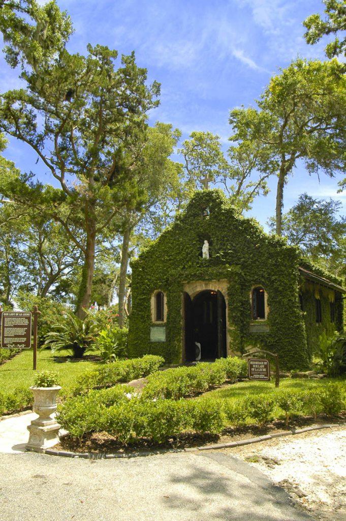 Mision Nombre de Dios, San Agustin Florida, USA